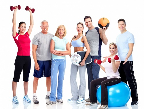 За тонизиране на тялото са важни не само упражненията, но и начинът на хранене.