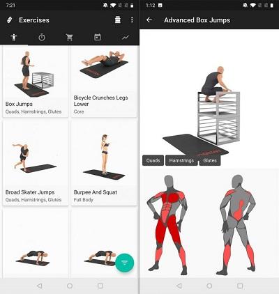 Най-добрите приложения за тренировка, които трябва да проверите.
