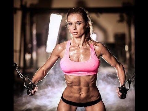 Бодибилдинг упражнения за жени - повече тренировка за ставите!