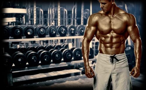 Редуването на бавно и бързо темпо при вдигане на тежести гарантира успех.