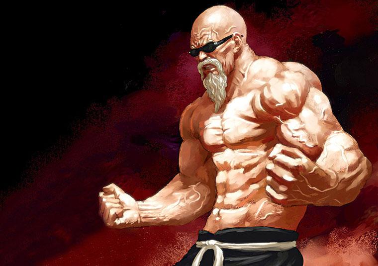 Тренировка за отделни мускулни групи по дни от седмицата.