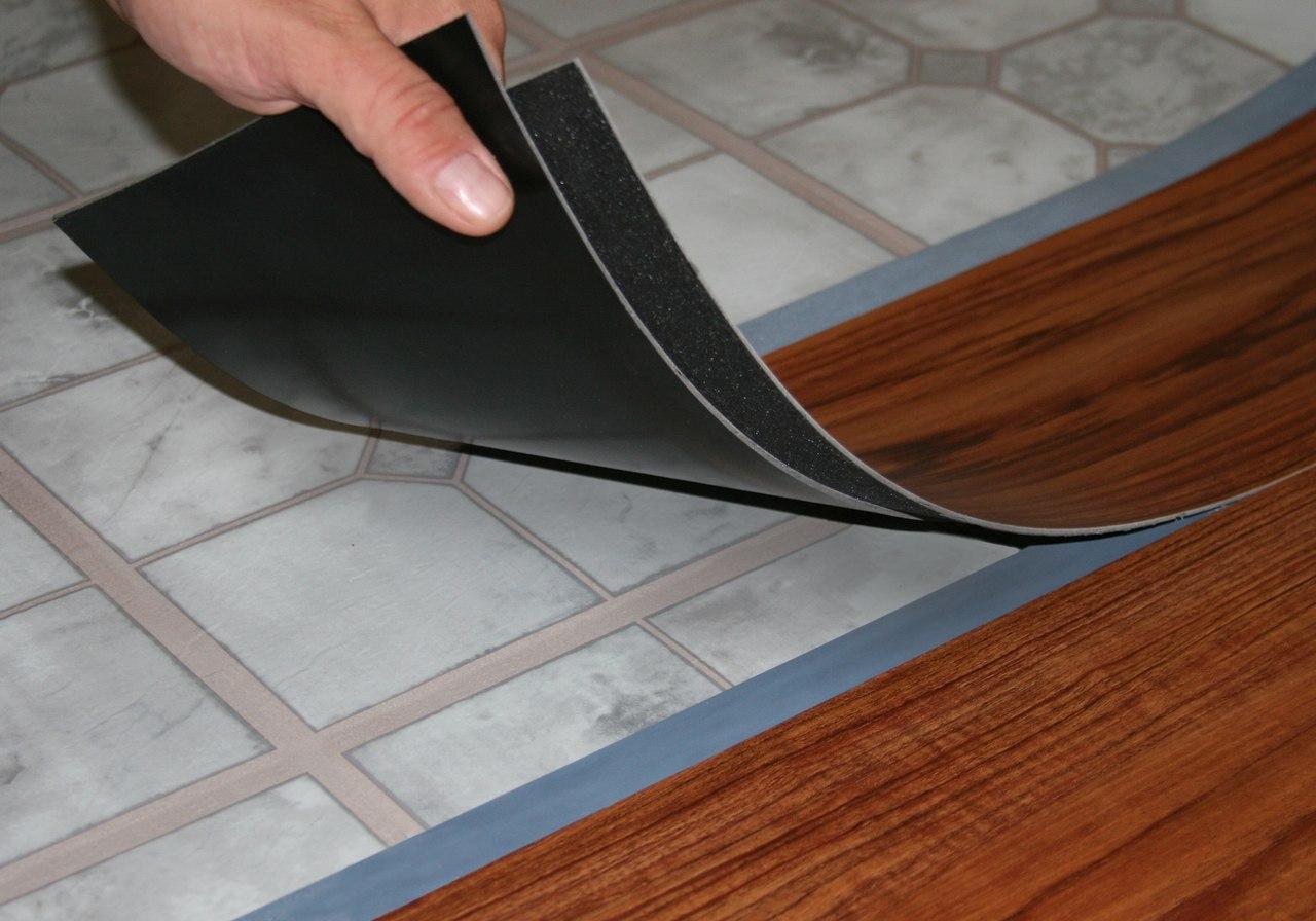 Винилови подови настилки за домашен фитнес или фитнес клуб