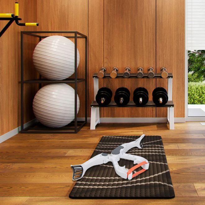 Първото нещо, която трябва да  има в една домашна фитнес зала, са гирите.