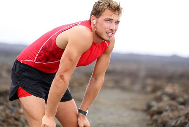 В зоната на екстремно натоварване се горят най-много калории, но в нея тренират само професионални спортисти.