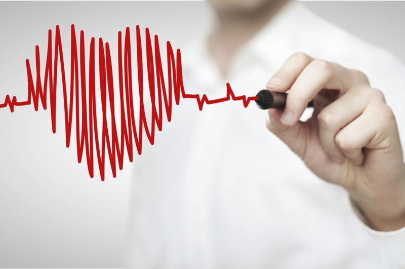 Честотата на сърдечните съкращения трябва да е различна в различните зони за тренировка.